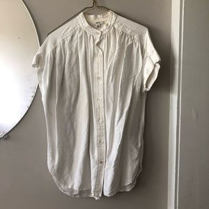 aritzia | wilfred central shirt
